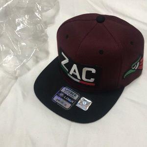 Zacatecas never worn hat